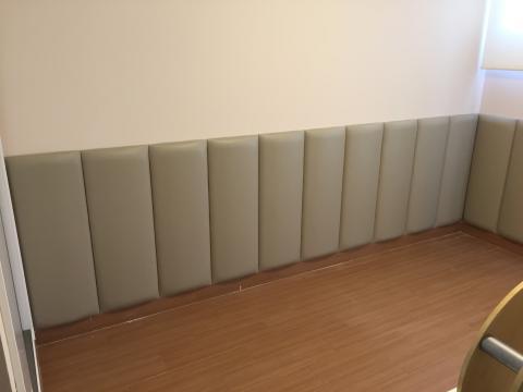 Panelado z calo de pared tapicer a brotons - Panelado de paredes ...