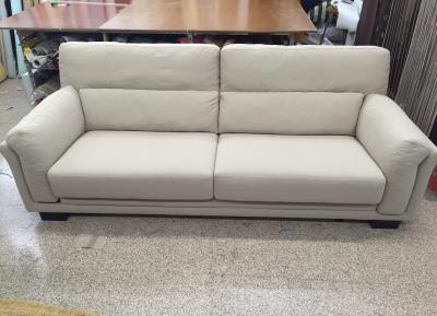 retapizado de sofá en lino